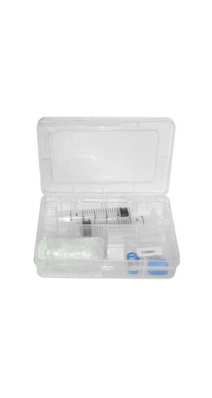 XLC Bleeding Kit for Hayes bremser Transparent